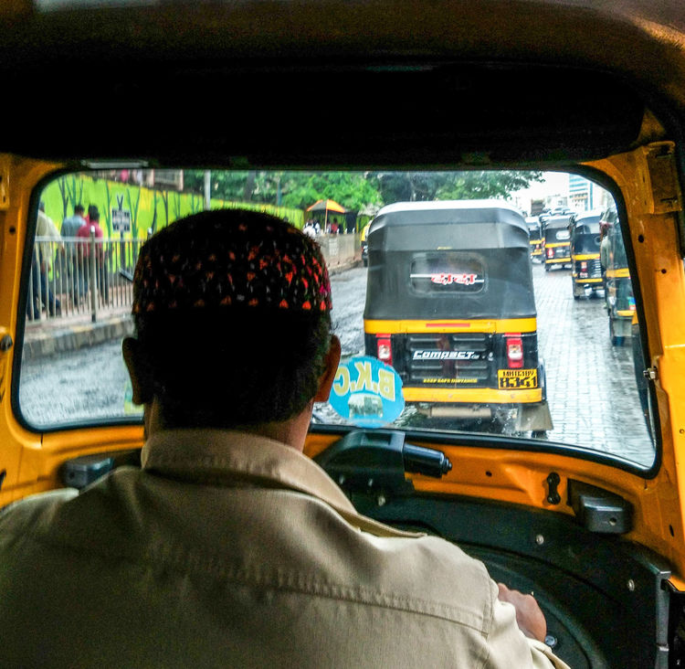 Keep Distance Move On Traffic Auto Rikshaw Hidden Gem People Together 43 Golden Moments Showcase July