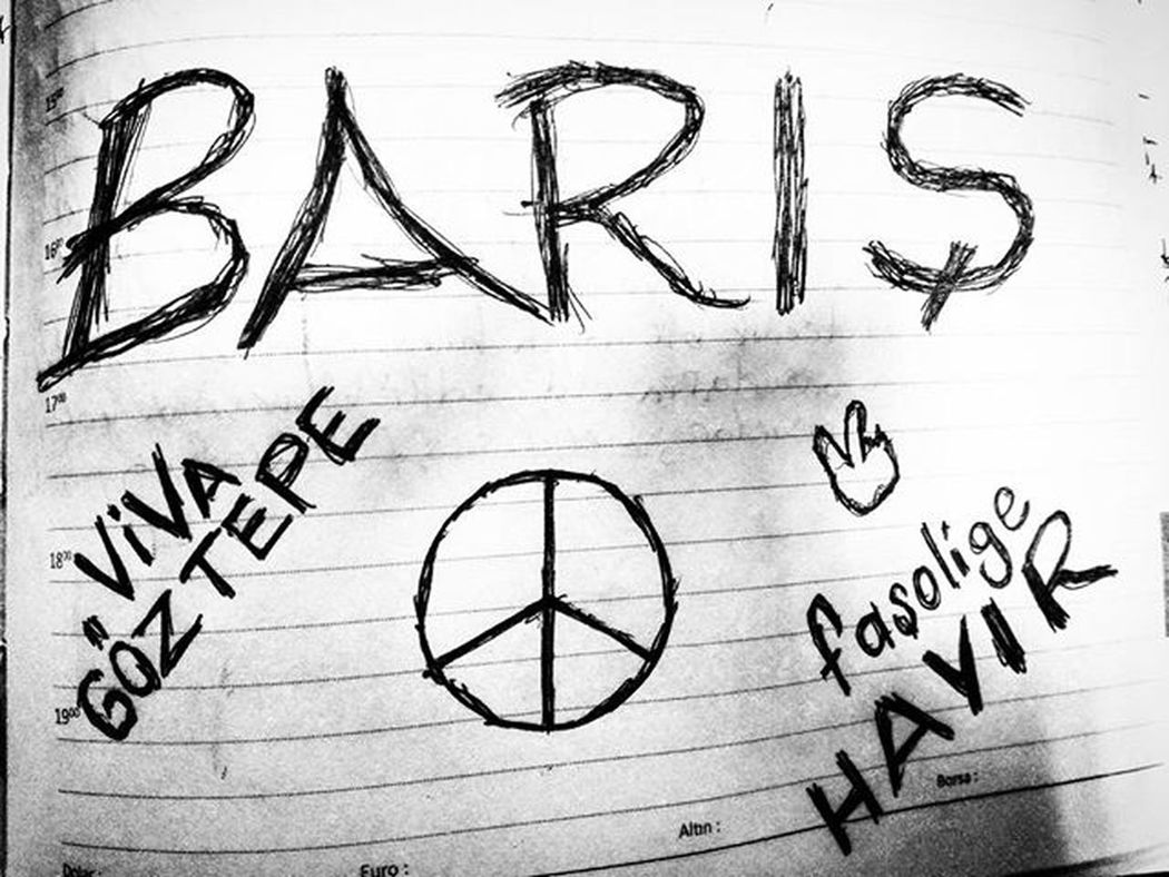 Barış Peace Vivagöztepe Faşoligehayır Derste Hayatın Her Yerinde