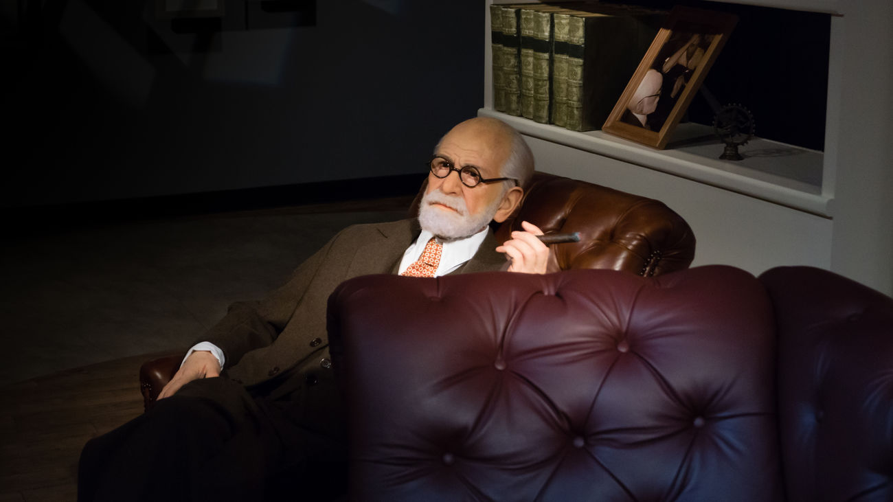 Berlin Freud Madame Tussauds