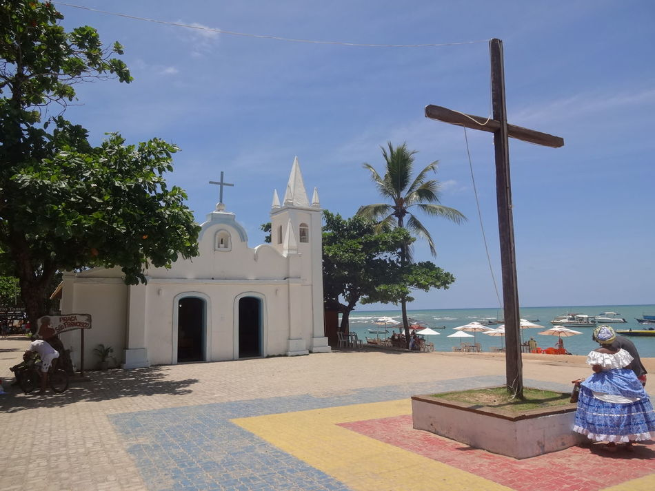 Bahia Beach Beach Church Praia Do Forte, Bahia - Brasil Vacations
