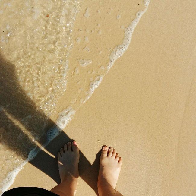 The Essence Of Summer Bondi Beach Feet👣