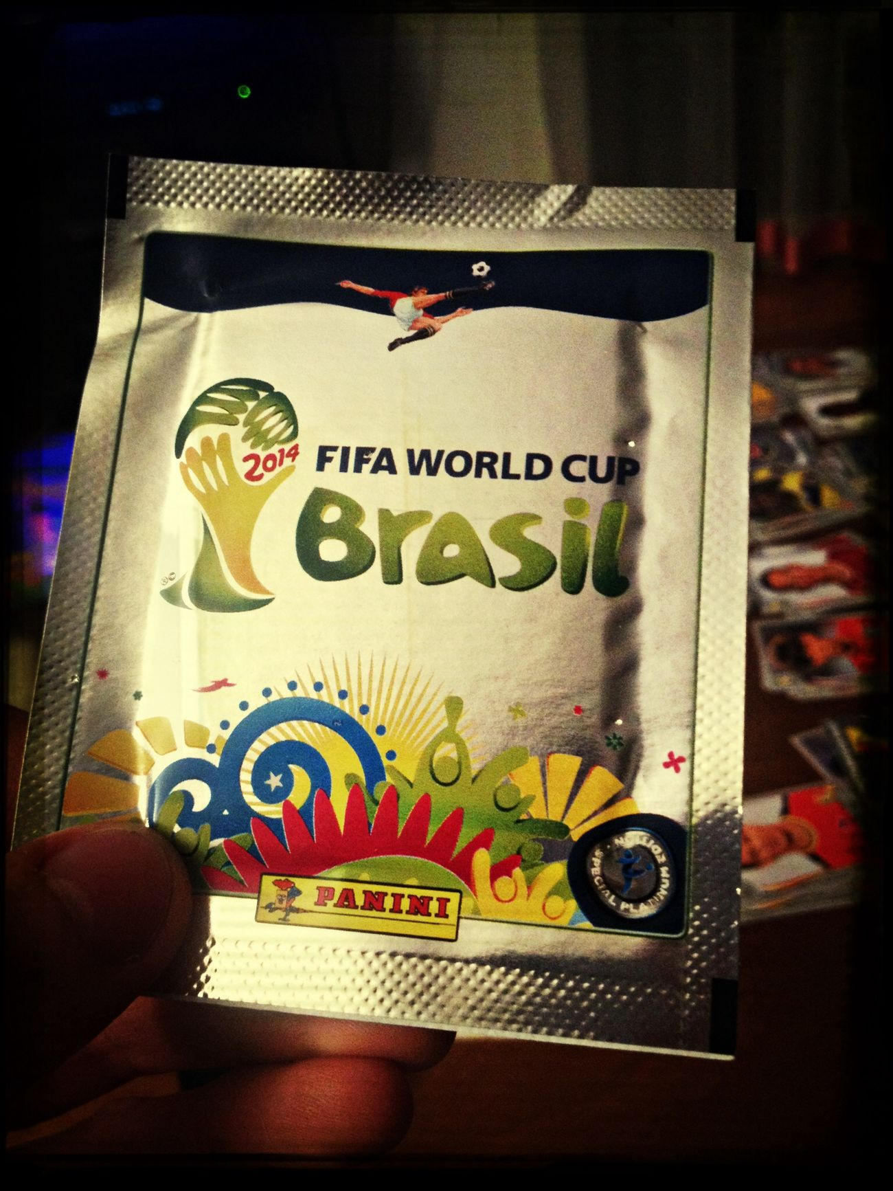 Panini Soccer Worldcup Brasil