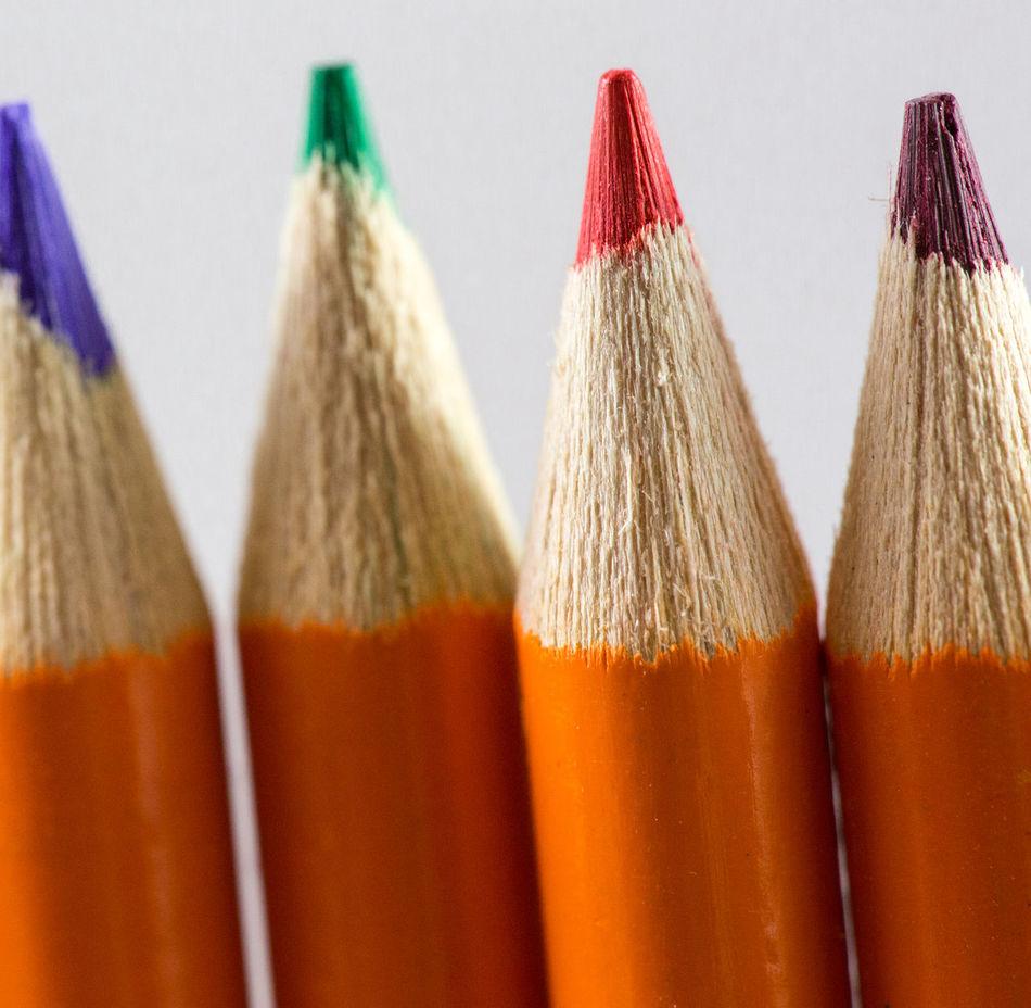 Beautiful stock photos of pencil, Art And Craft, Choice, Close-Up, Colored Pencil