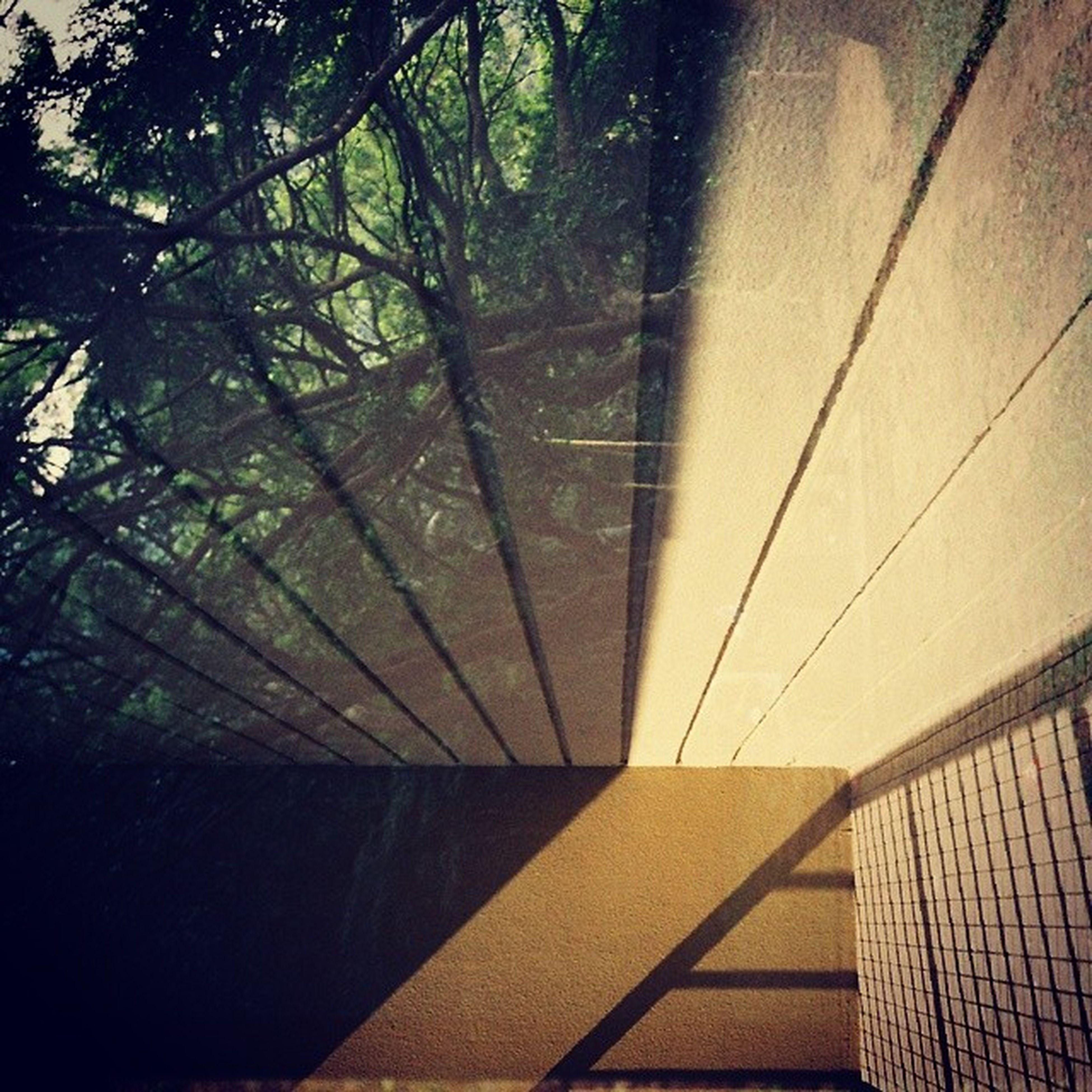 Wall Shadow 2Xexposure Film