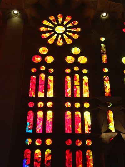 Sagrada Familia Hello World