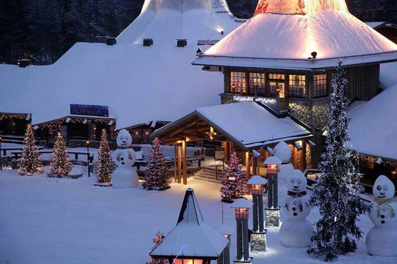 Santa Claus Villge  Finlandia