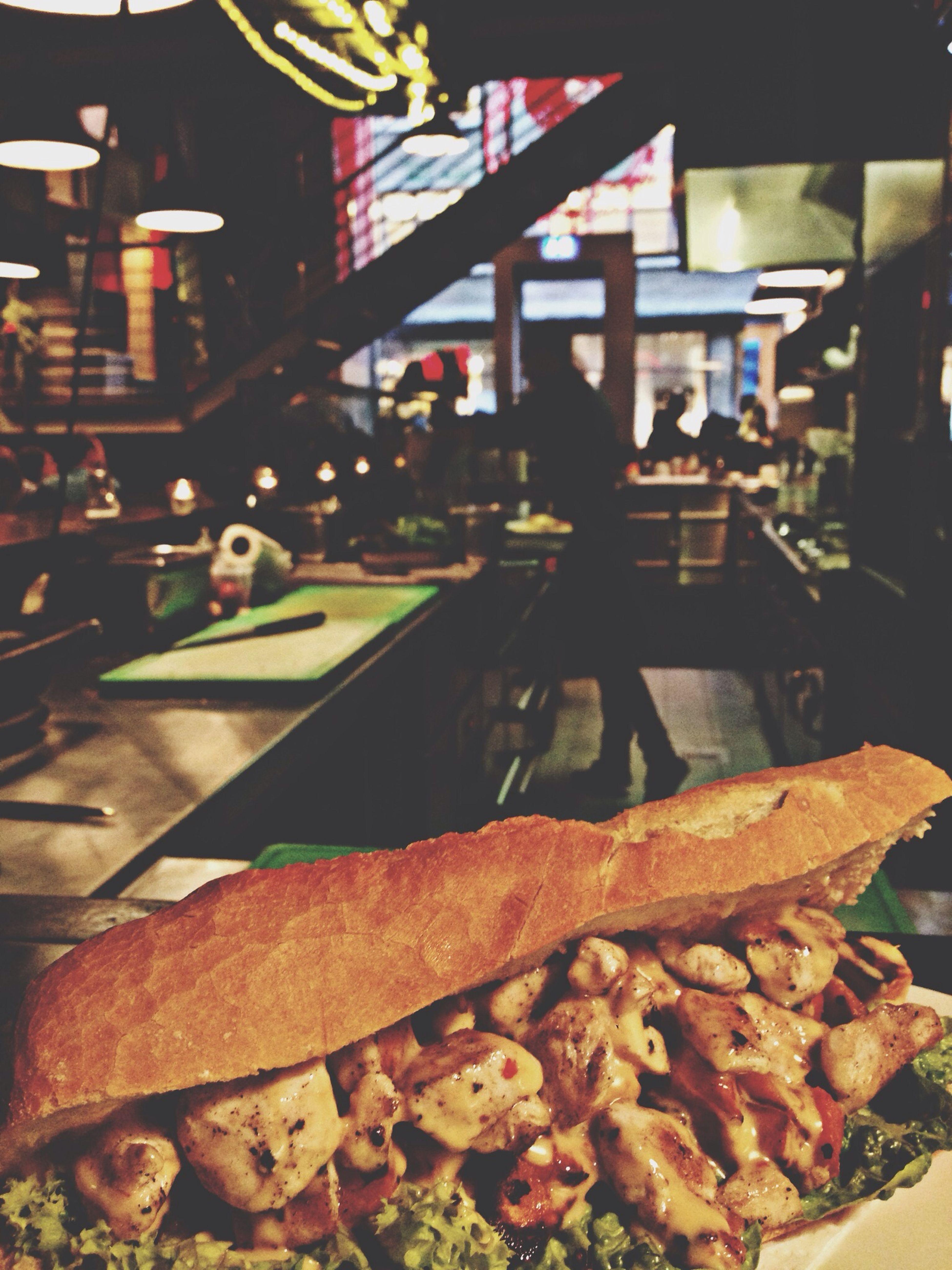 come in and ask for Sinbad, get a free hug. LuigiZuckermann Cafe Berlin Wittenbergplatz Food