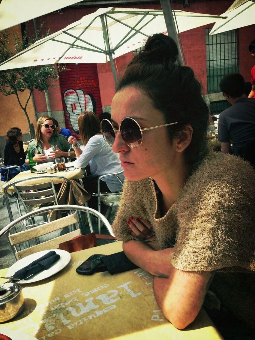Relaxing Madrid Mediterranean Food