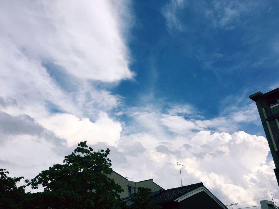 Sky Cloud Returnpath Hot Summer ☀