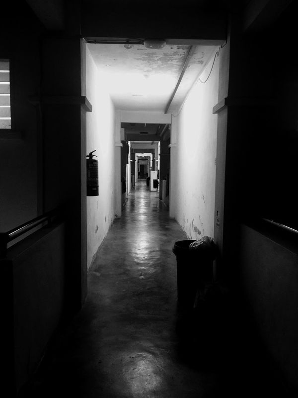 This kind of lorong scare the hell of me.