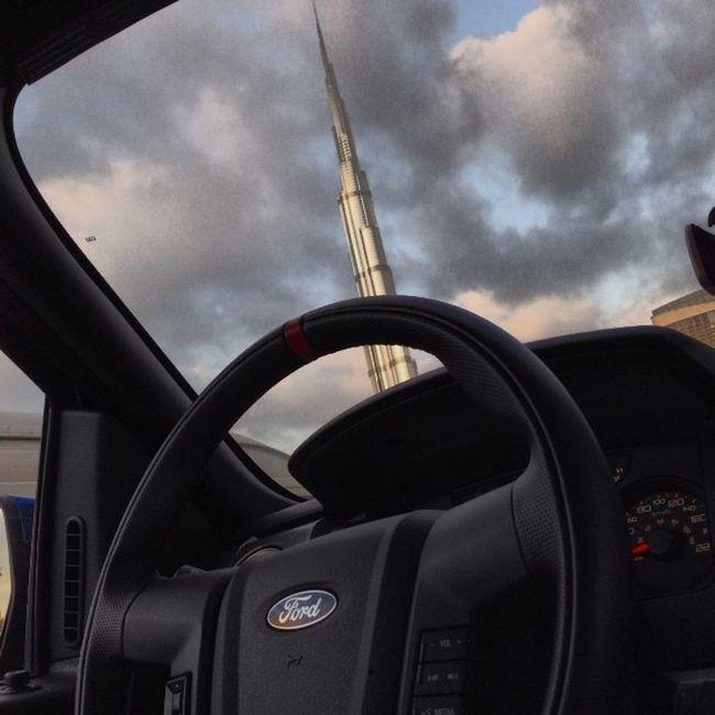 Good morning Dubai Burjkhalifa Svtraptor Ford fordraptor builttough ??
