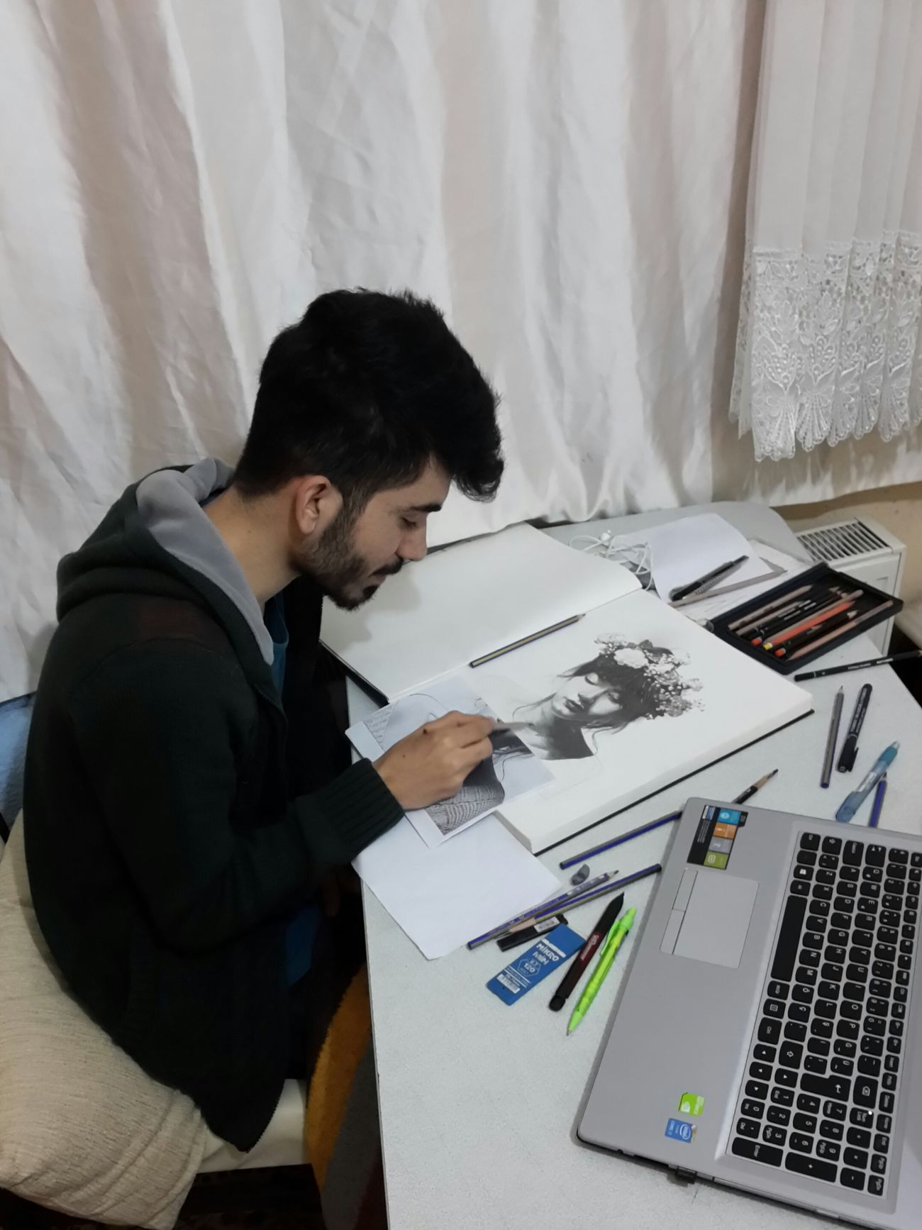 My drawing pencil Drawing Draw Drawingtime Pencil Pencil Drawing Art ArtWork Artist Art, Drawing, Creativity Art Gallery