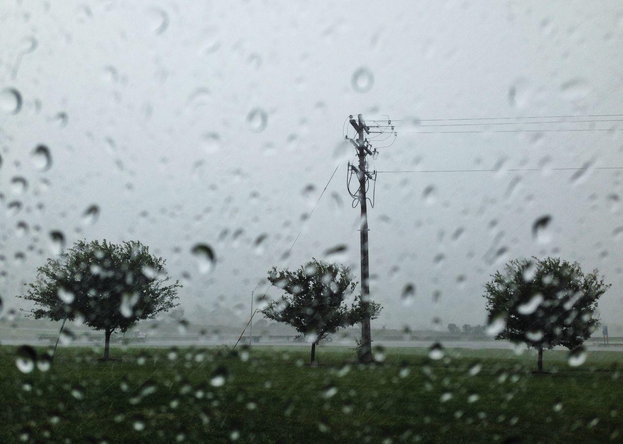 Travel in Rainy Weather