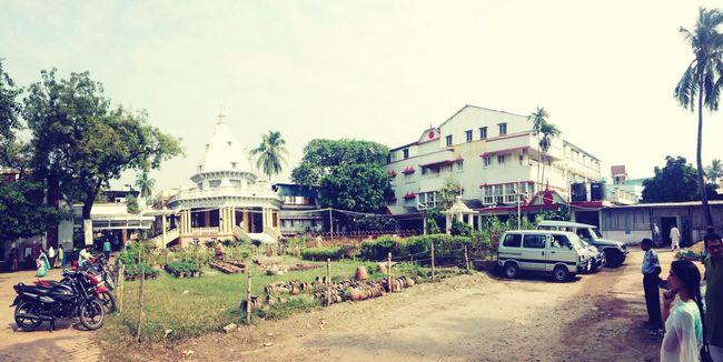 Divine place..sri sri ram thakur..!!