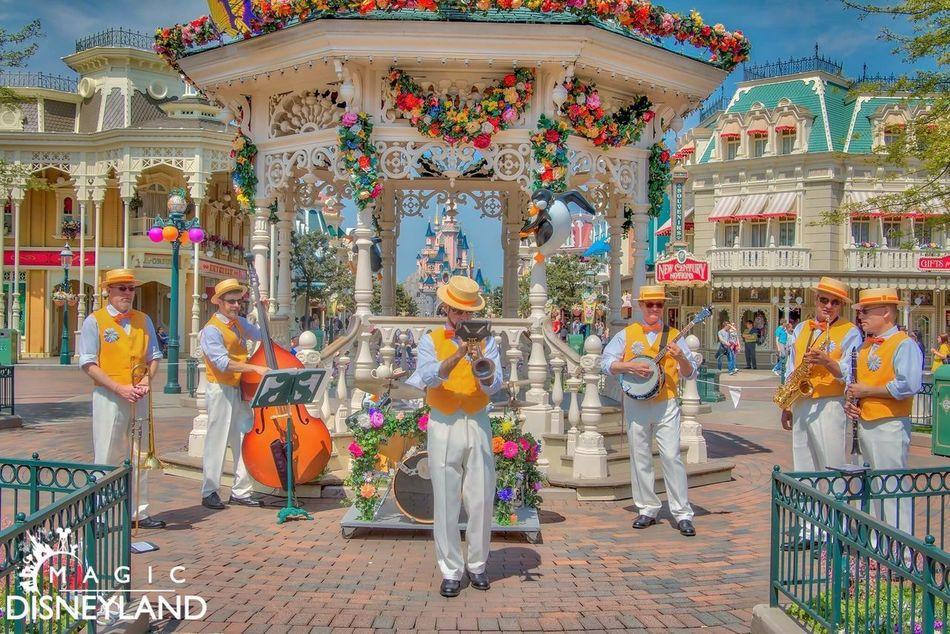 Large Group Of People Full Length Traditional Clothing Parade Disneyland Disneyland Paris Multi Colored (null)Disneyland Resort Paris Amusement Park Disneylandparis Celebration Travel Destinations Disney