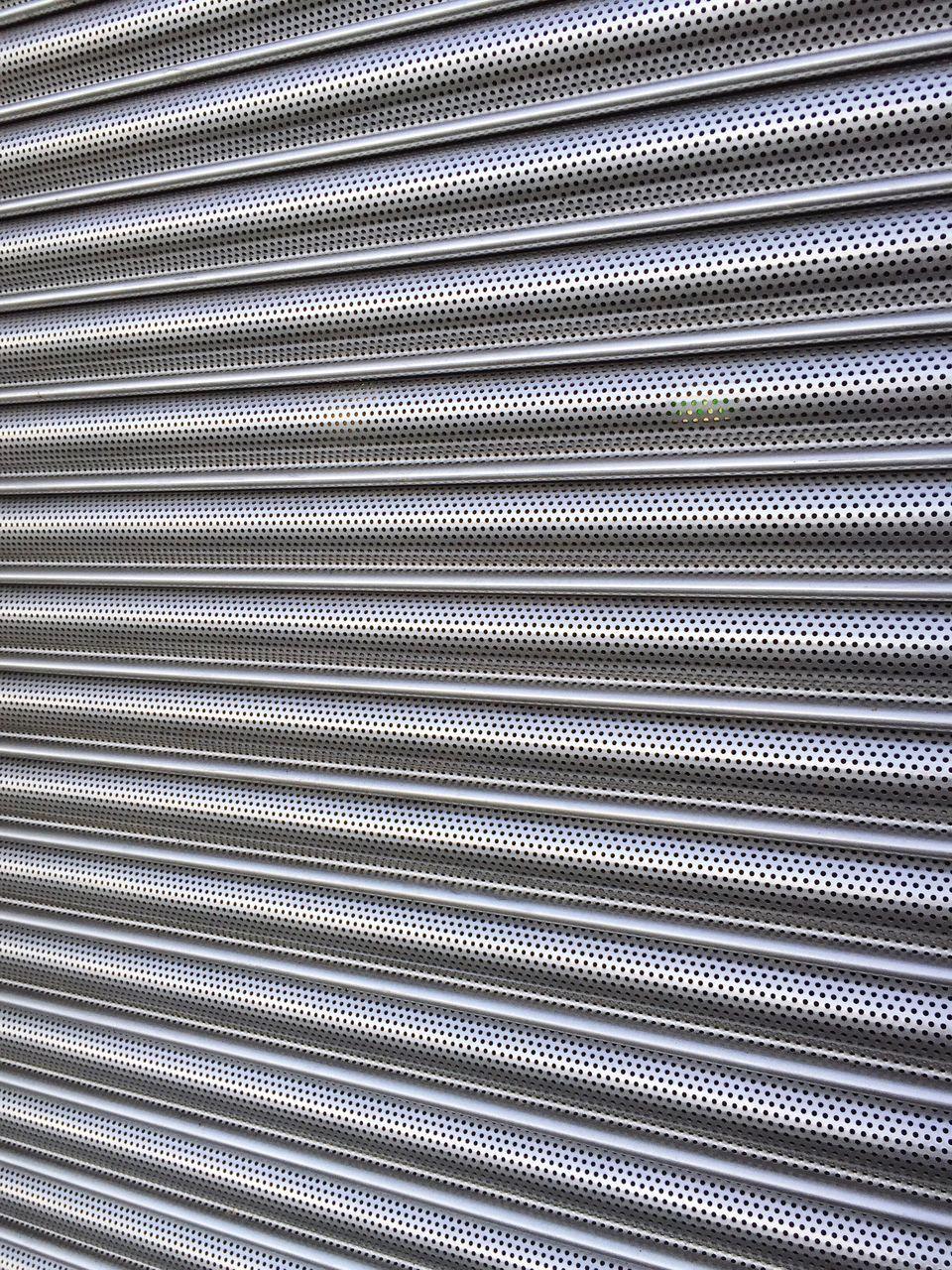 Full Frame Shot Of Shutter Door