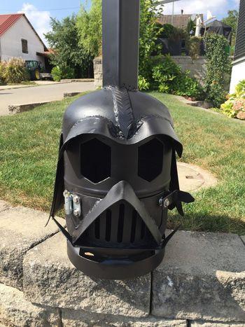Darth Vader Firepit Feuerschale