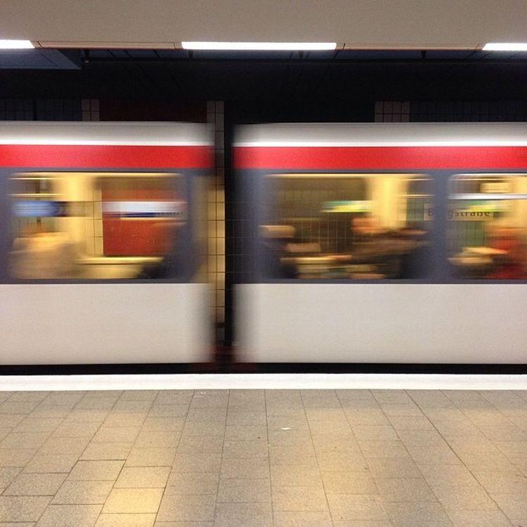 #train #underground #hamburg #transport #öpnv #hvv Underground Train Hamburg Transport Hvv öpnv