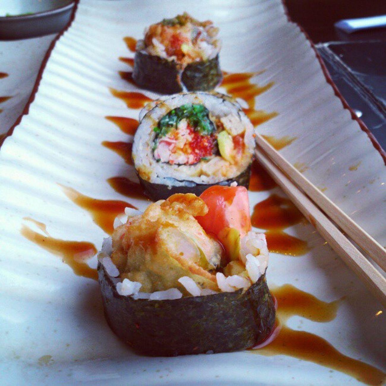 Hannaroll Sushi Japan Nobu palembang