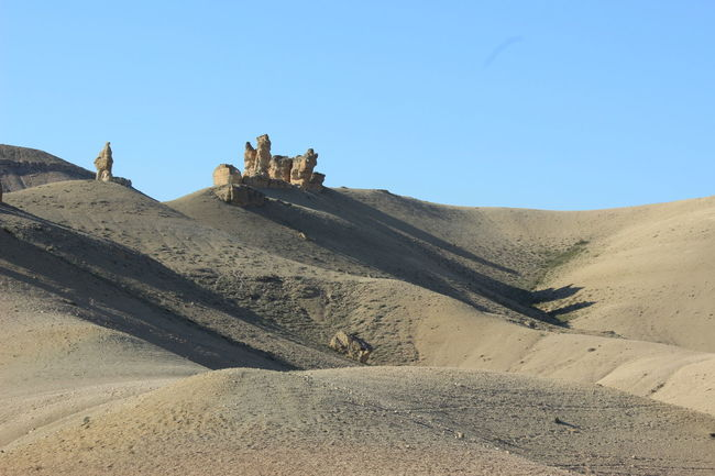 Clear Sky Coal Mine Day Horizontal Mine Mining Nature No People Outdoors Quarry Sand Sky