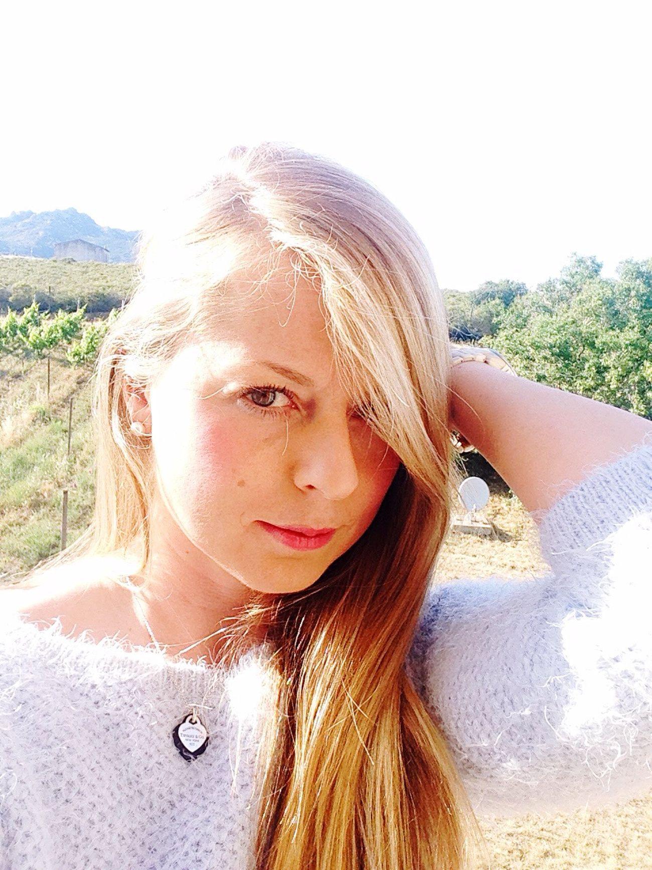 Sunshine Enjoying The Sun Sunlover On My Balcony Just Me