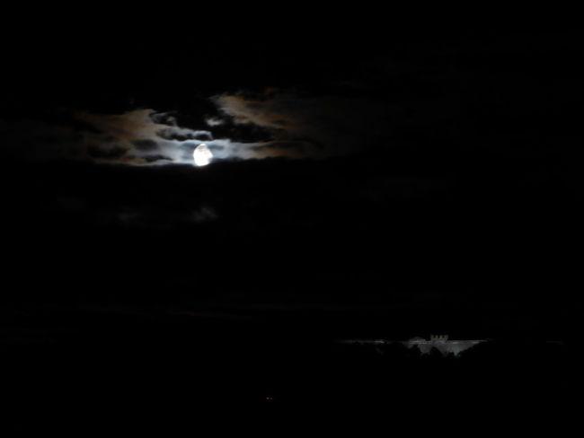Cloud - Sky Dark Dreamlike Majestic Moon Moonlight Outdoors Scenics