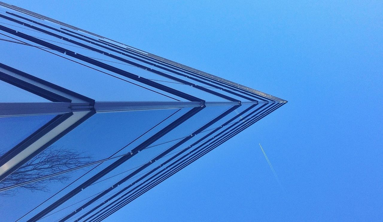 Architectural Detail Noedit The World Needs More Blue