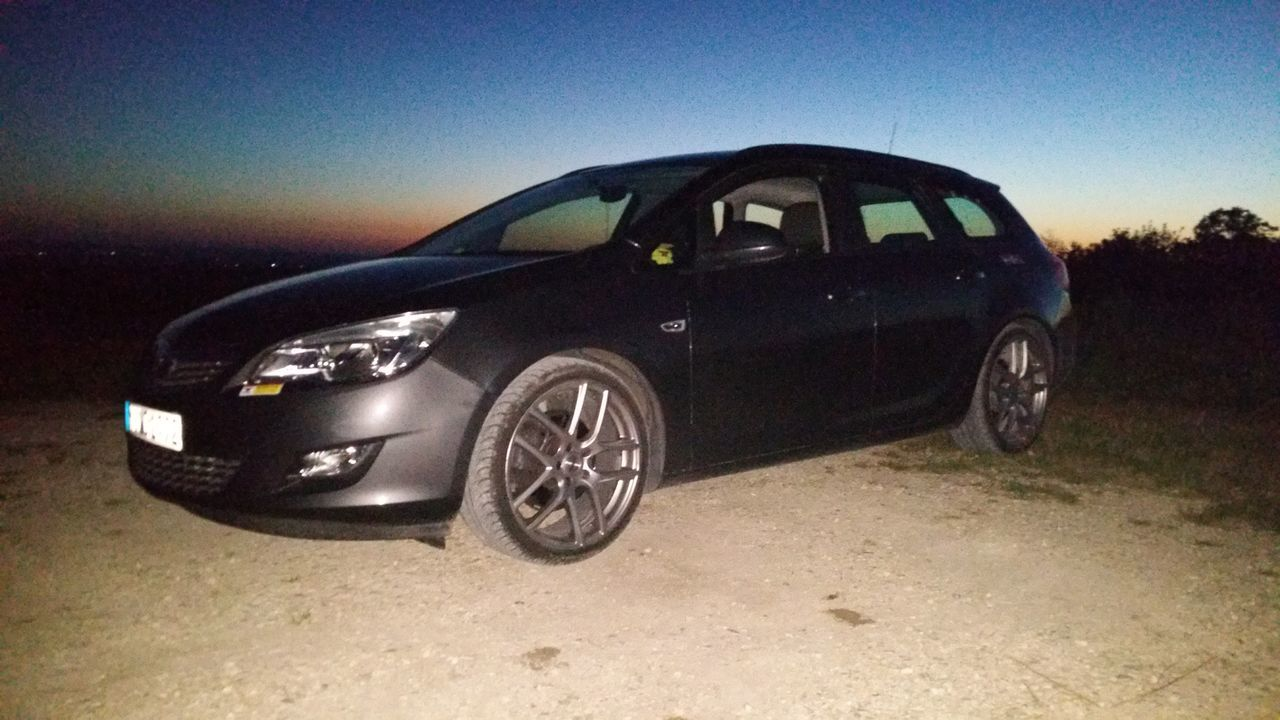 Opel Astra Wemding Relaxing