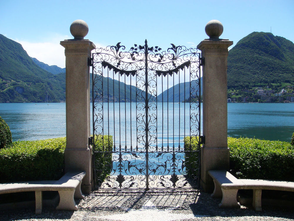 Lake of Lugano Holiday Lugano Travel Vacations Architecture Beauty In Nature Day Gate Lake Lakelugano Mountain Nature No People Outdoors Relax Silence Silence Of Nature Sky Sunlight Tourism Travel Destinations Water EyeEmNewHere