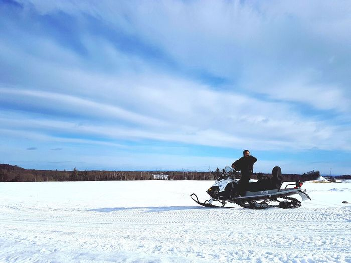 You can do anything like you want , Just don't fear !!! Btw Do you need Women Around The World Snow | Snowmobile Canada
