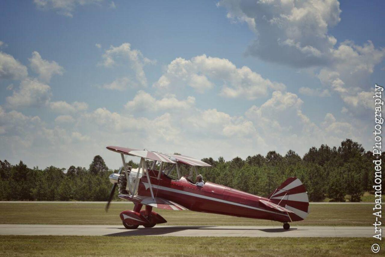 Biplane Airshow Little Rock Little Rock, Arkansas Little Rock Municipal Airport Summer Festivities Wings Over The Rock 2016