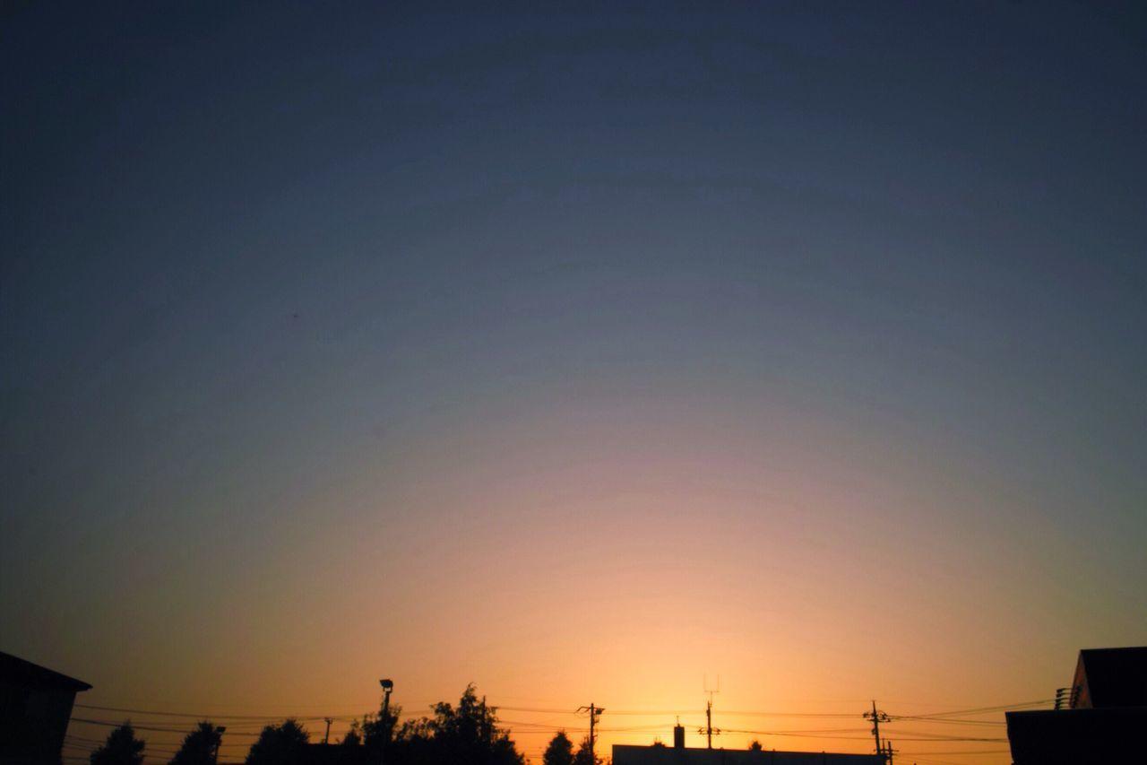 お疲れさまでした。 SigmaDP1X Twilight 夕暮れ時 おつかれさま Afterglow