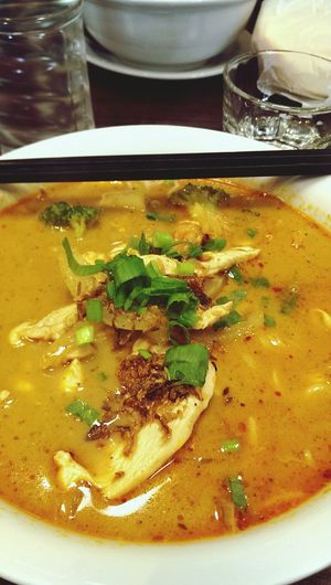 Laksa! Soup Laksa Food Photography Yunmyfood