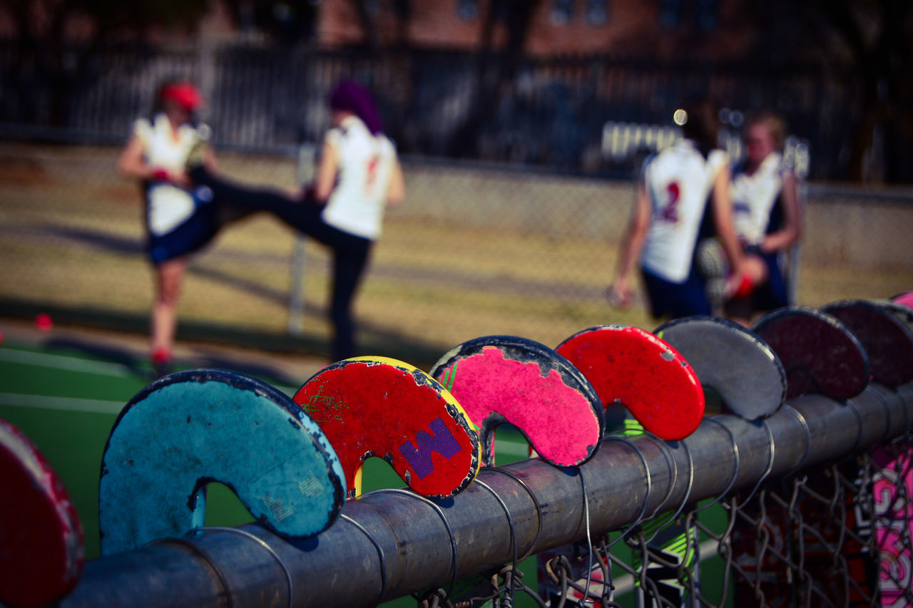 the united colours of my field hockey team. Field Hockey The Color Of Sport Not Just Green not just Green Green Green!  Field Hockey Stick Field Hockey Time I Love Sport.👍💪💑💞 I Love Field Hockey Women Who Inspire You Sport Beautifully Organized Art Is Everywhere