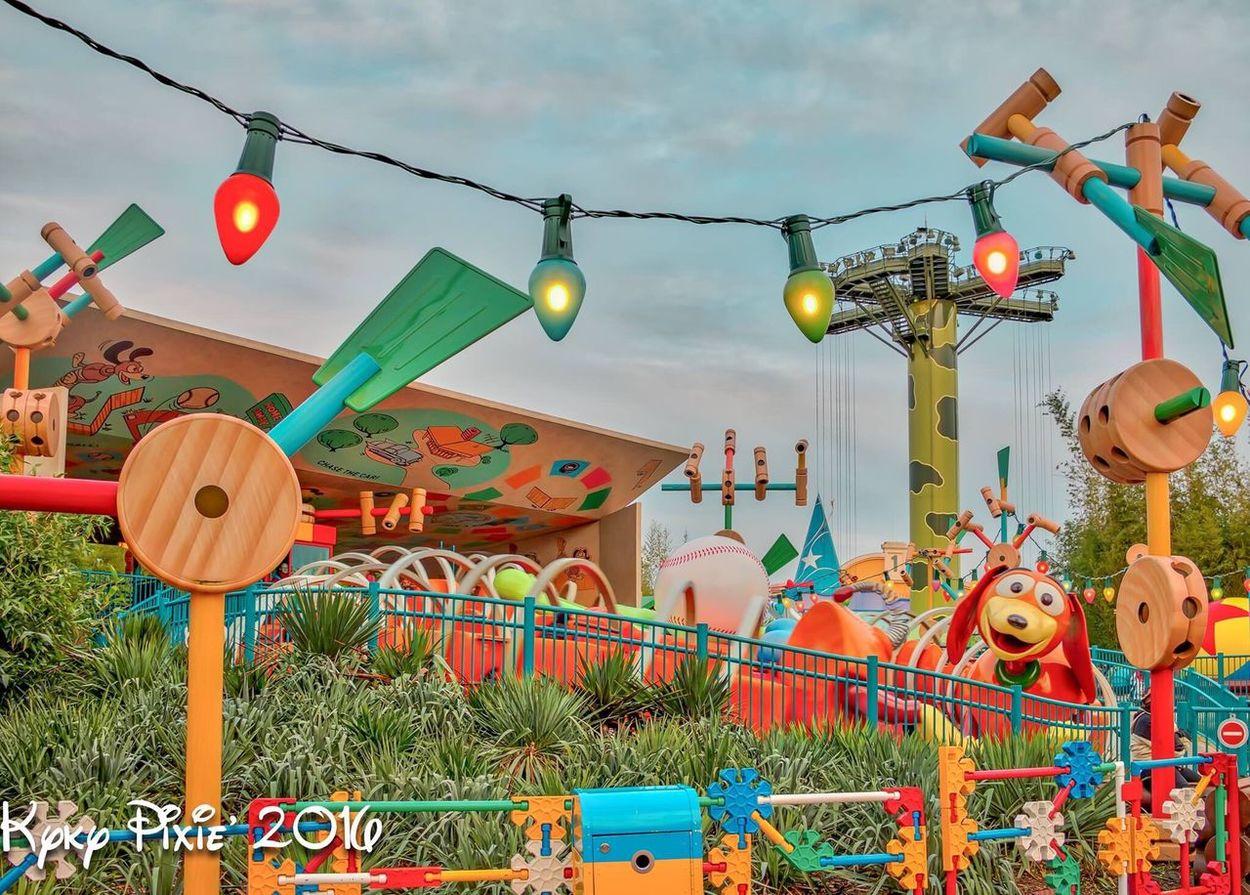 Toystory Zigzag Disneyland Disneylandresort Waltdisneystudio Magic Disneyland Paris Waltdisneystudios HDR Parcdisneylandparis Photography Waltdisney Disneylandparis Disneyland Resort Paris Pixar  Paris