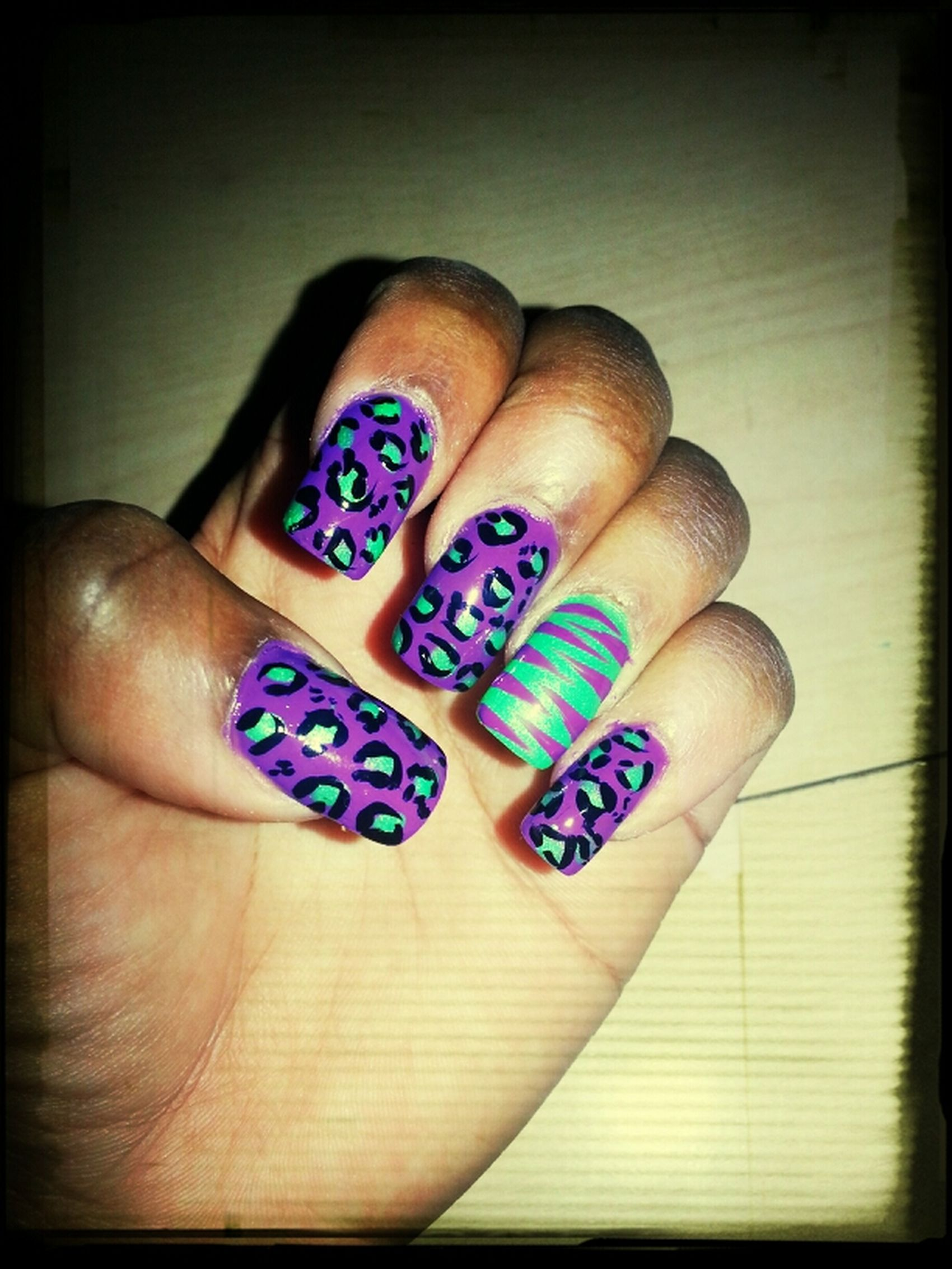 This Weeks Nail Design