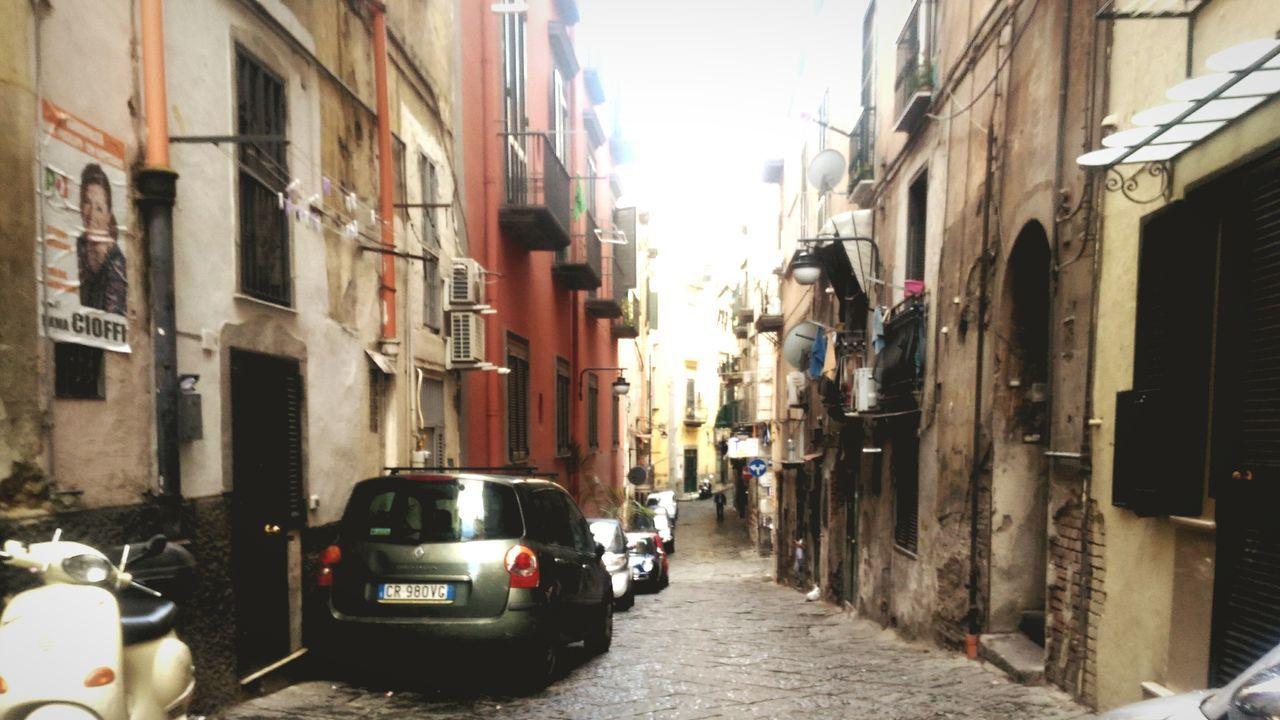 Quartieri Spagnoli Naples Urban