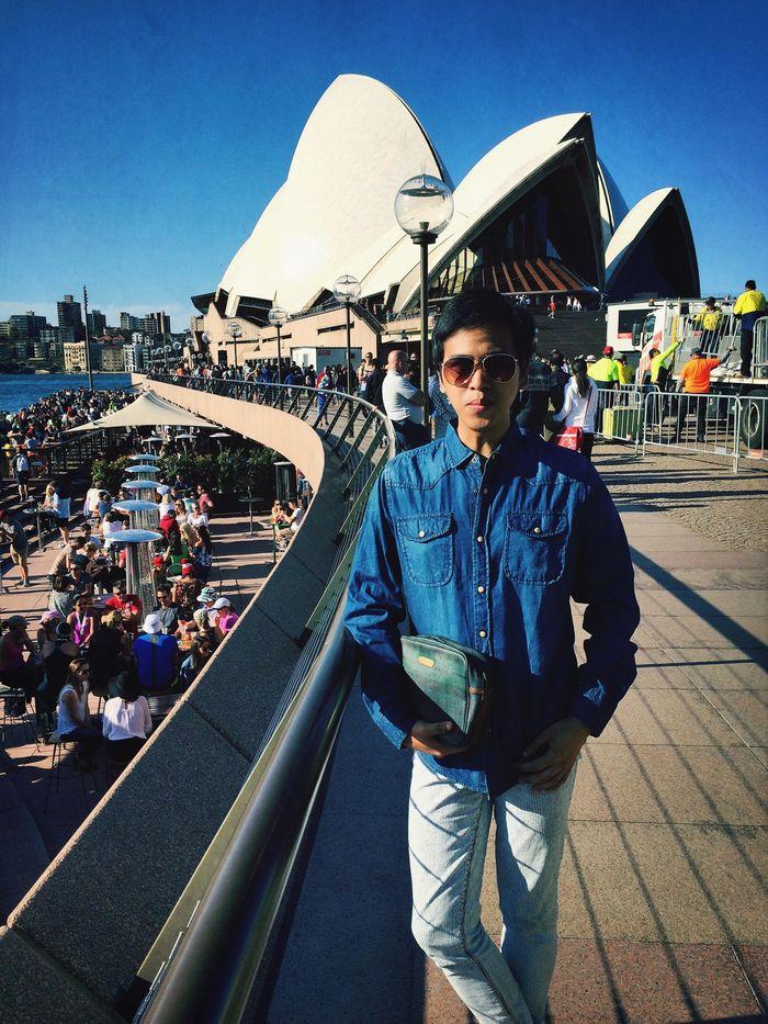 RePicture Challenge Travel Hello World Sydney