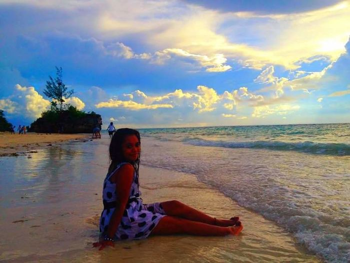 Beauty In Nature Beach Sea Nature Vacations