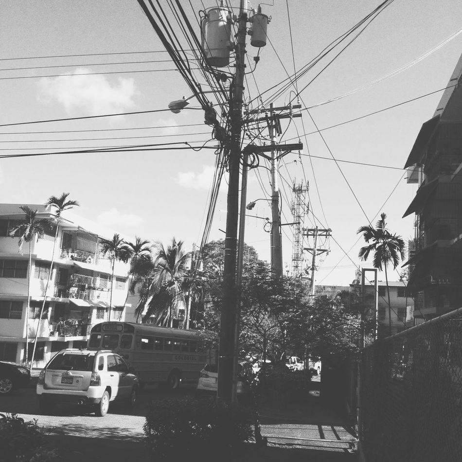 Panama City EyeEmBestPics Blackandwhite Traveling Streetphotography