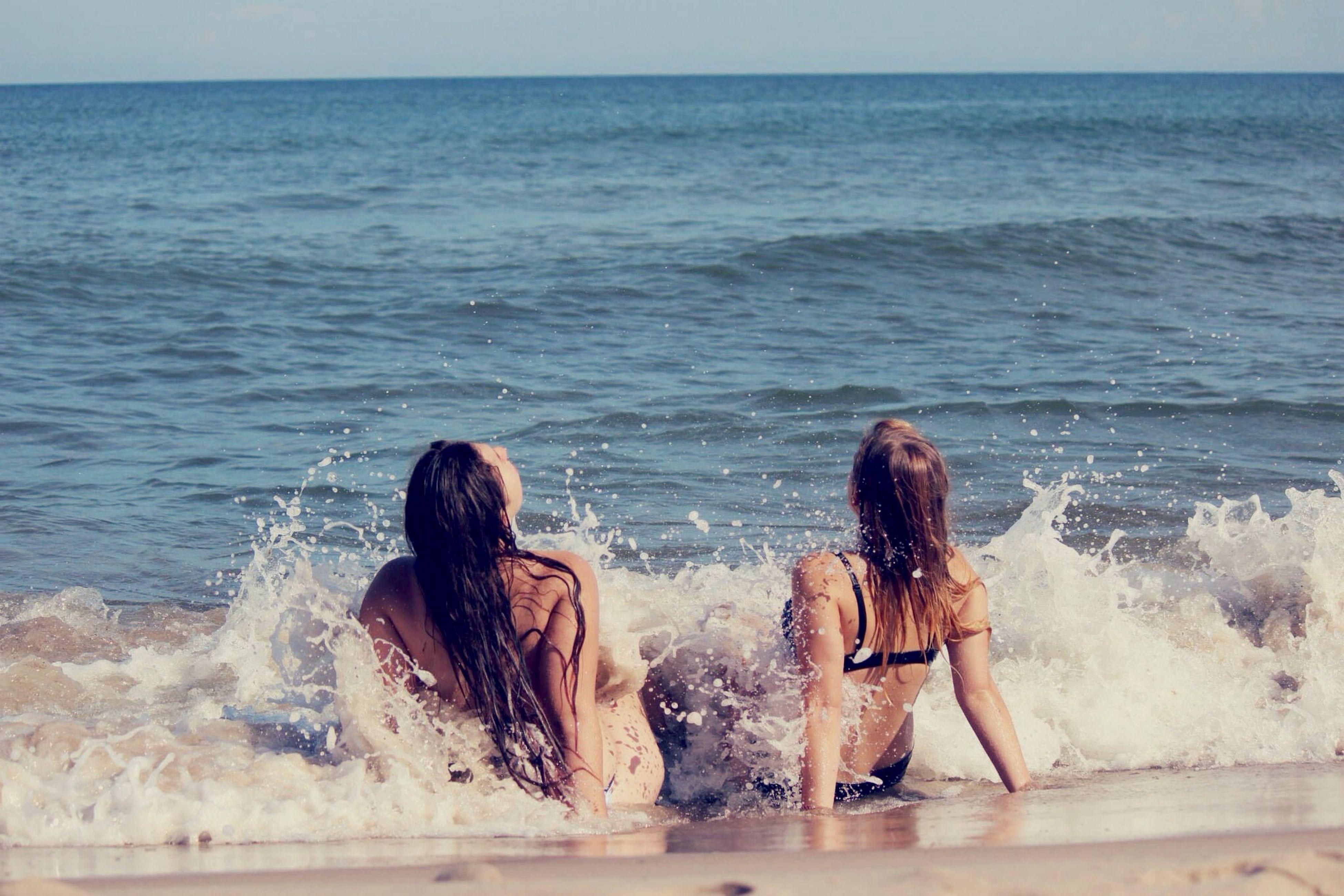 Sea Summer Enjoying Life Love