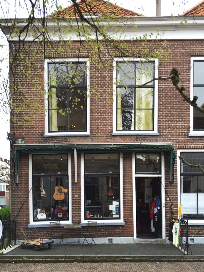 Guitar Store Guitars Guitarcenter Zierikzee The Netherlands