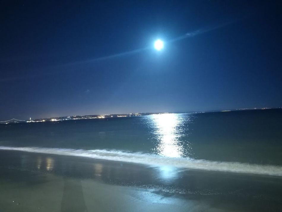 Colour Of Life Blue Moon Night Dreams