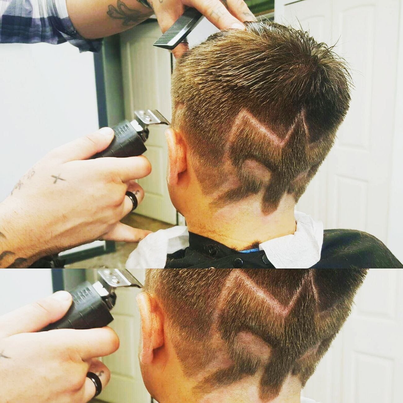 Ragnar design. Ragnar . Barbergame