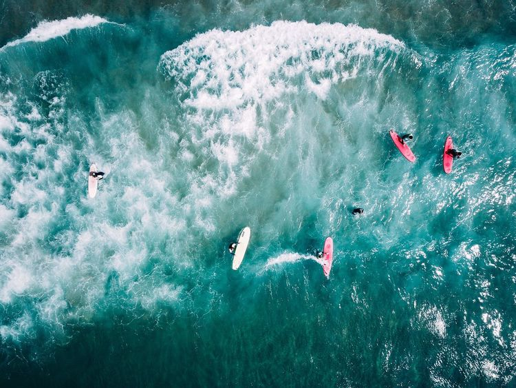 Waves & Surf Adventure High Angle View Motion Day Outdoors Water Real People Nature Sport People Swimming Sand & Sea Surfing Life First Eyeem Photo Sea Wave Dji DJI Mavic Pro Drone Photography Dronephotography Aerial Nature Swimming Perspectives On Nature EyeEmNewHere Be. Ready. EyeEmNewHere Perspectives On Nature Fresh On Market 2017