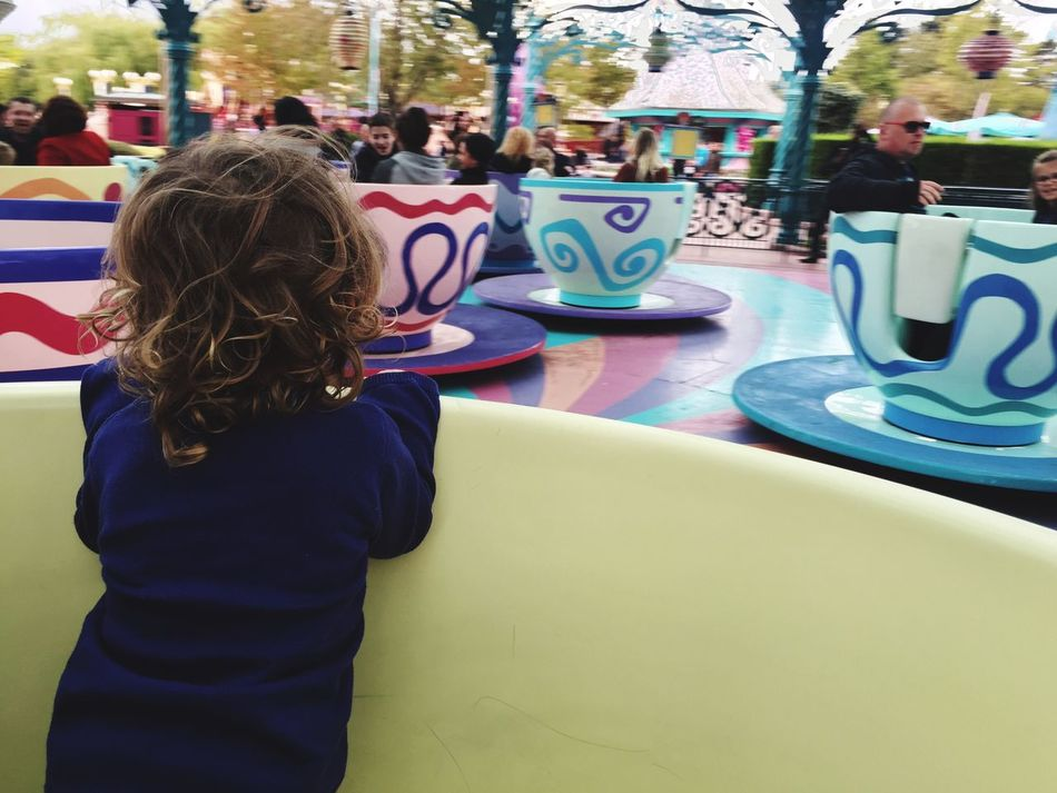 Disneyland Paris Disneyland Toddler  L