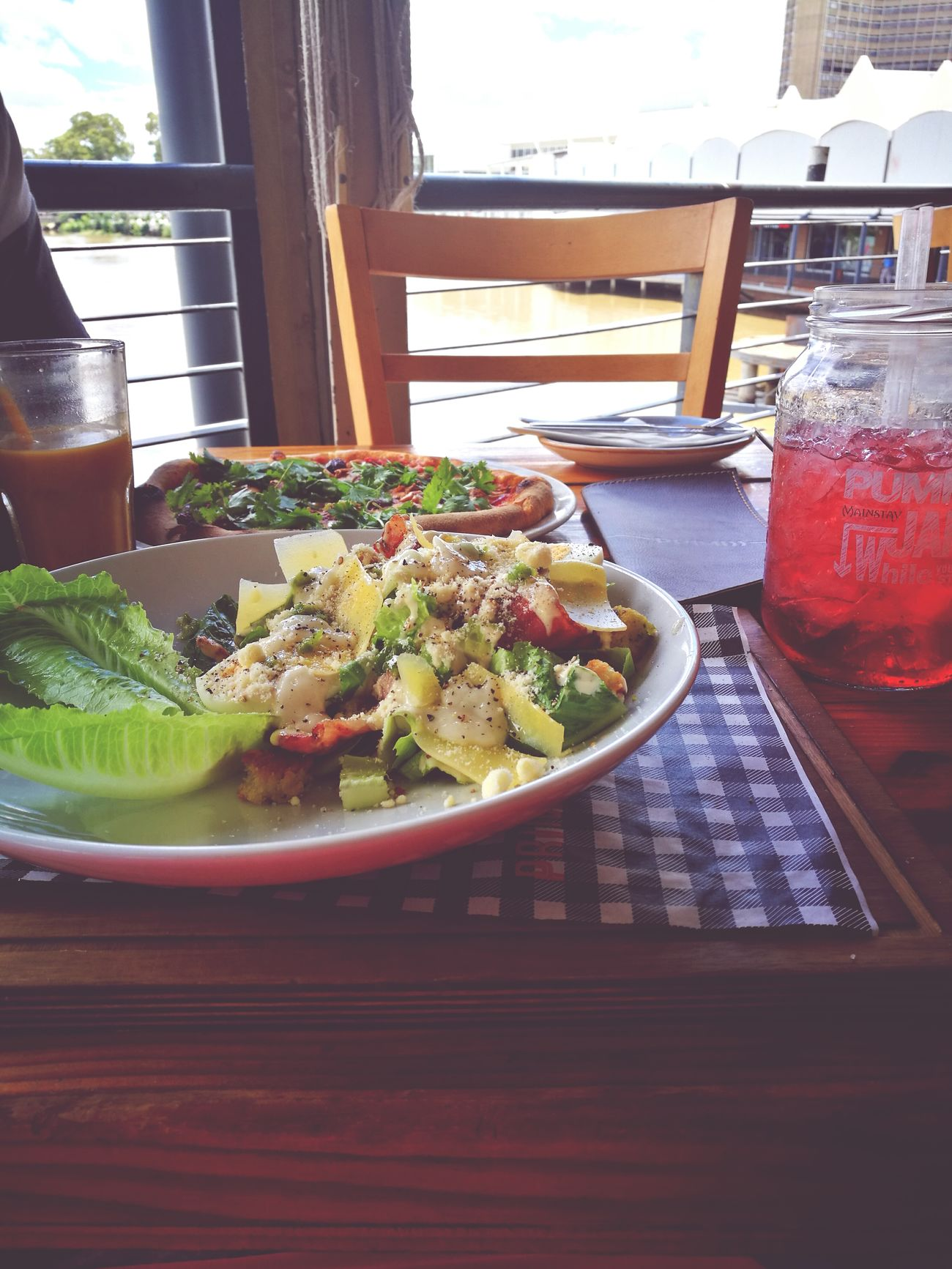 YES, I'm a foodie! Hanging Out Relaxing Enjoying Life Enjoying Life Primi Salad