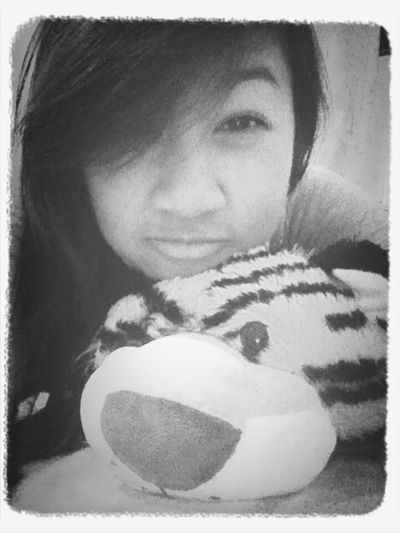 Jealous of my tiger, bitch?