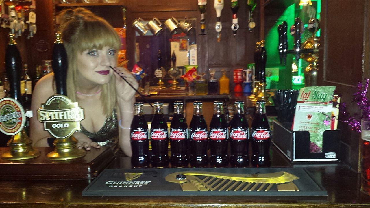 Coke xxxxxxx Nefilian Xxxxxxx Pub Coke Barmaid X