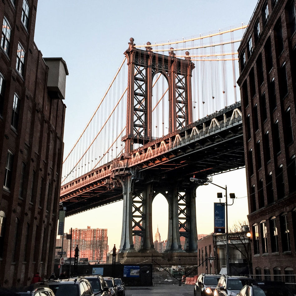 Manhattan Bridge Brooklyn Streetphotography Timyoungiphoneography